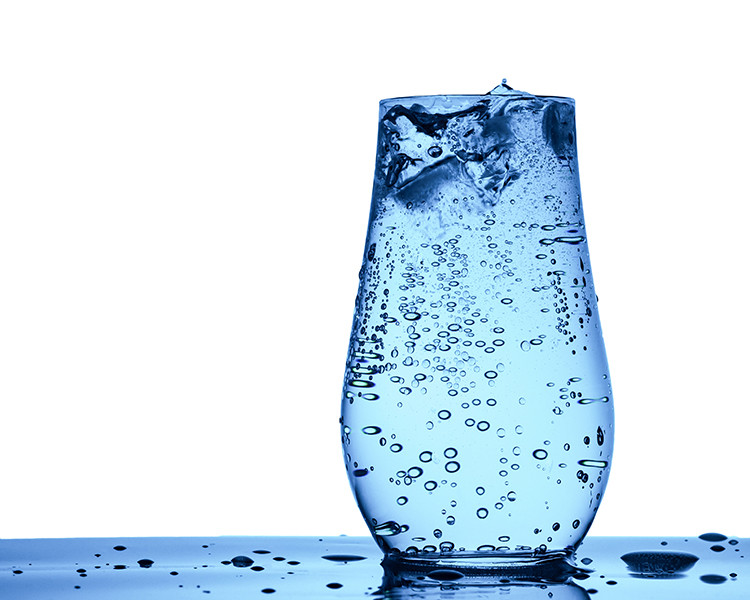 Você toma a quantidade certa de água