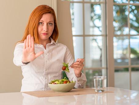 Como reduzir a ansiedade através da alimentação.