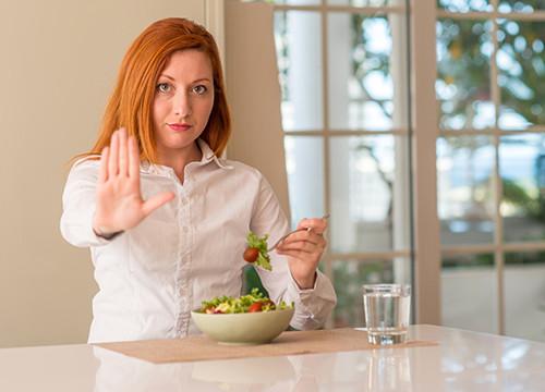 Como reduzir a ansiedade através da alimentação