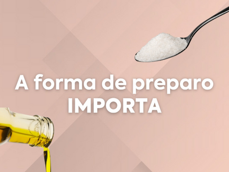 Como preparar seus alimentos de forma mais saudável?