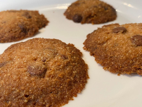 Receita: cookies