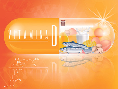 Consequências da deficiência de vitamina D