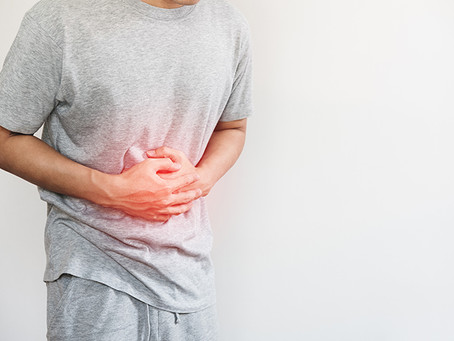Alimentação pode te ajudar a controlar os sintomas da gastrite