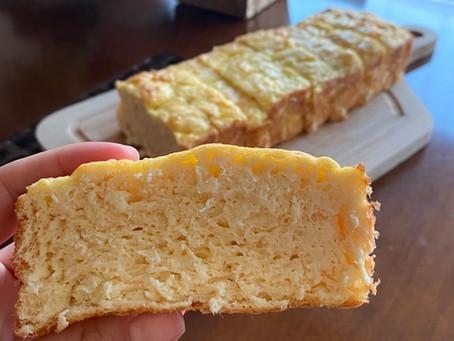 Receita: Pãozinho low carb