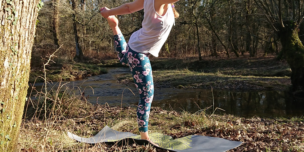 Bransgore Monday Evening - Outdoor Slow Flow & Relaxation  (1)