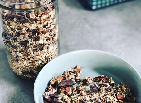 La recette du Muesli gourmand de la rentrée