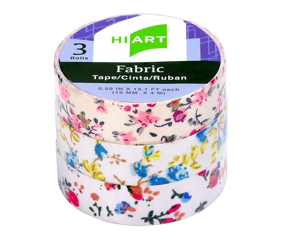 Fabric Washi Tape by HIART on Amazon.com