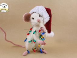 What Goes Into A Felted Animal