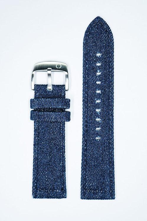 High Quality Dark Blue Hemp Strap