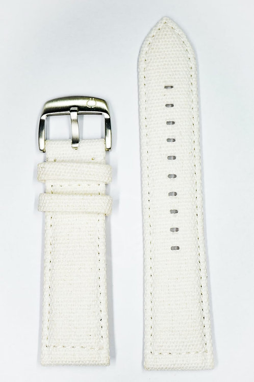 High Quality White Hemp Strap