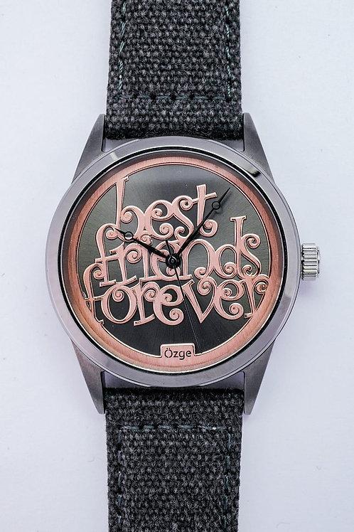 """Best Friends Forever"" - Mechanical Watch"