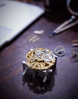 Handcrafted Watch