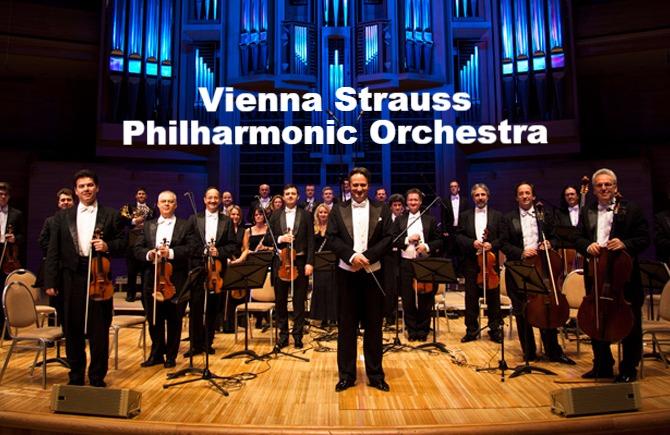 Vienna Strauss Philharmonic