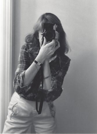 Self portrait in 35 mm