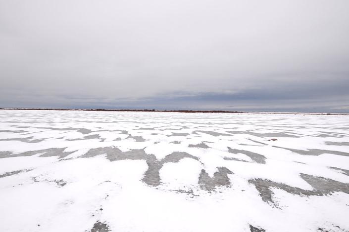 The tundra, the vastness