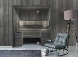 Cleopatra sauna ontwerpen
