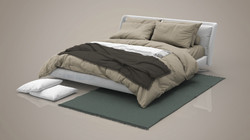 warm taupe stockholm 3D met acces