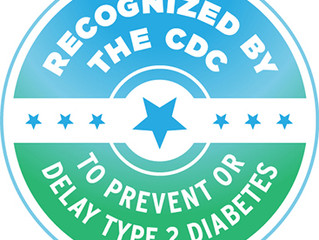 Looking for a CDC-recognized Diabetes Prevention Program?