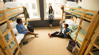 The 5 People You Meet in a Hostel