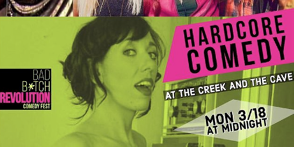 Hardcore Comedy