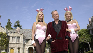 First All-Hands Meeting At The Playboy Mansion After it is Acquired by Buzzfeed