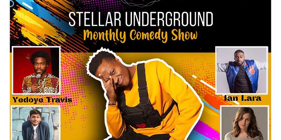 Stellar Underground Comedy Show