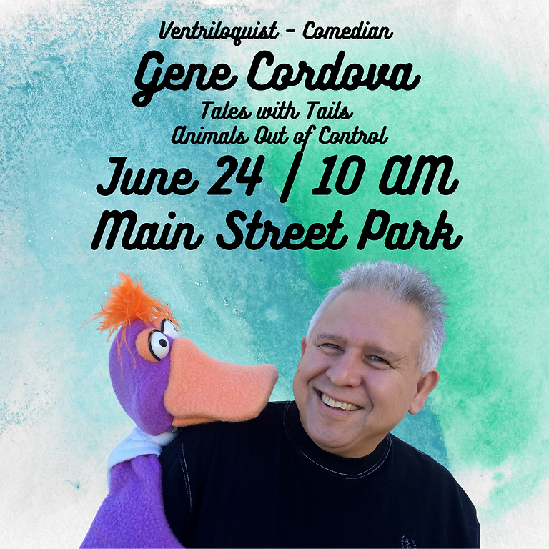 Gene Cordova - Tales with Tails Animals Out of Control
