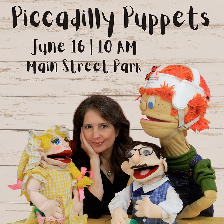 Piccadilly Puppets