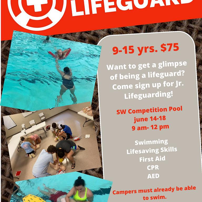 Junior Lifeguard