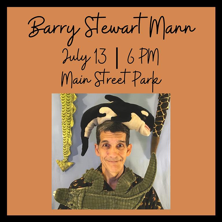 Bary Stewart Mann