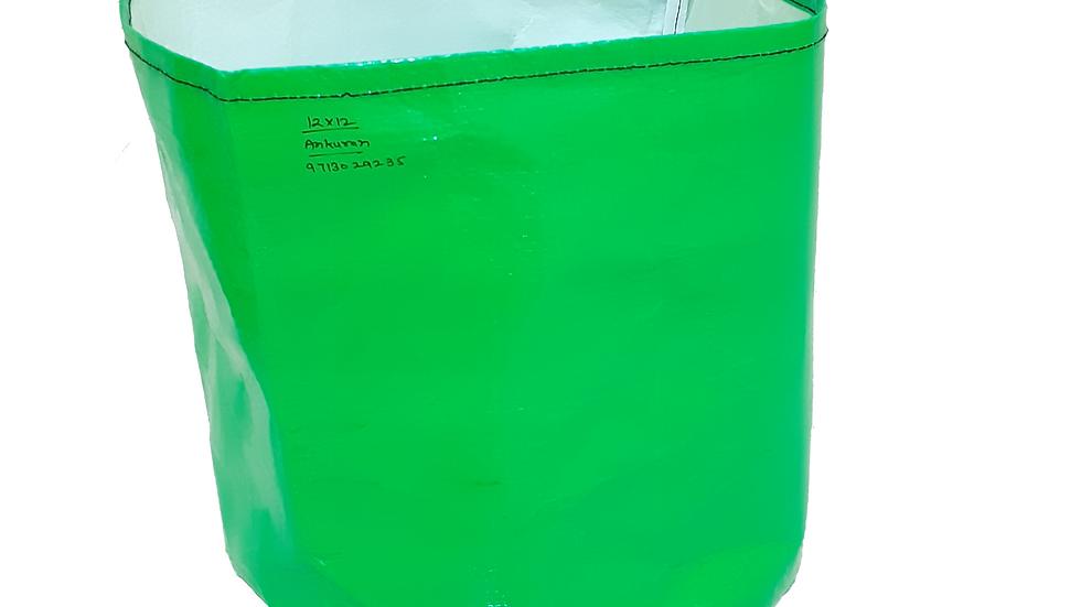 """HDPE Grow Bag 12""""x12"""""""