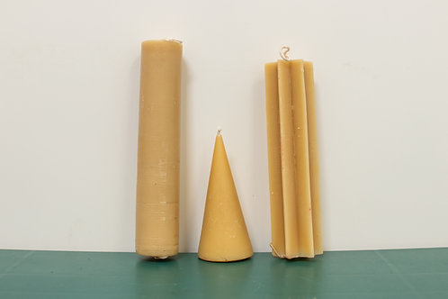 Moulded Candles