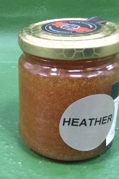 Heather honey