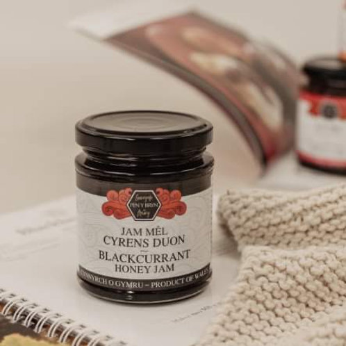Honey Jam Blackcurrant - 227g