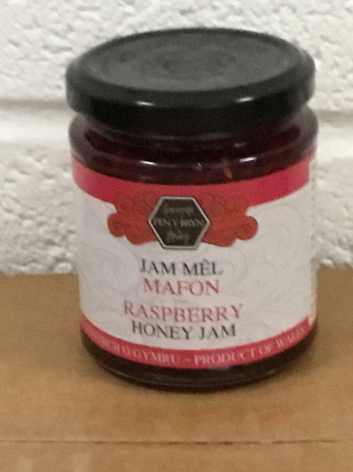 Honey Raspberry  jam - 227g