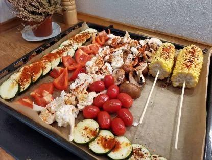 Pure vegan diet | How to make a tasty veggie bbq