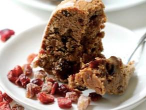 Fruit cake - gluten free