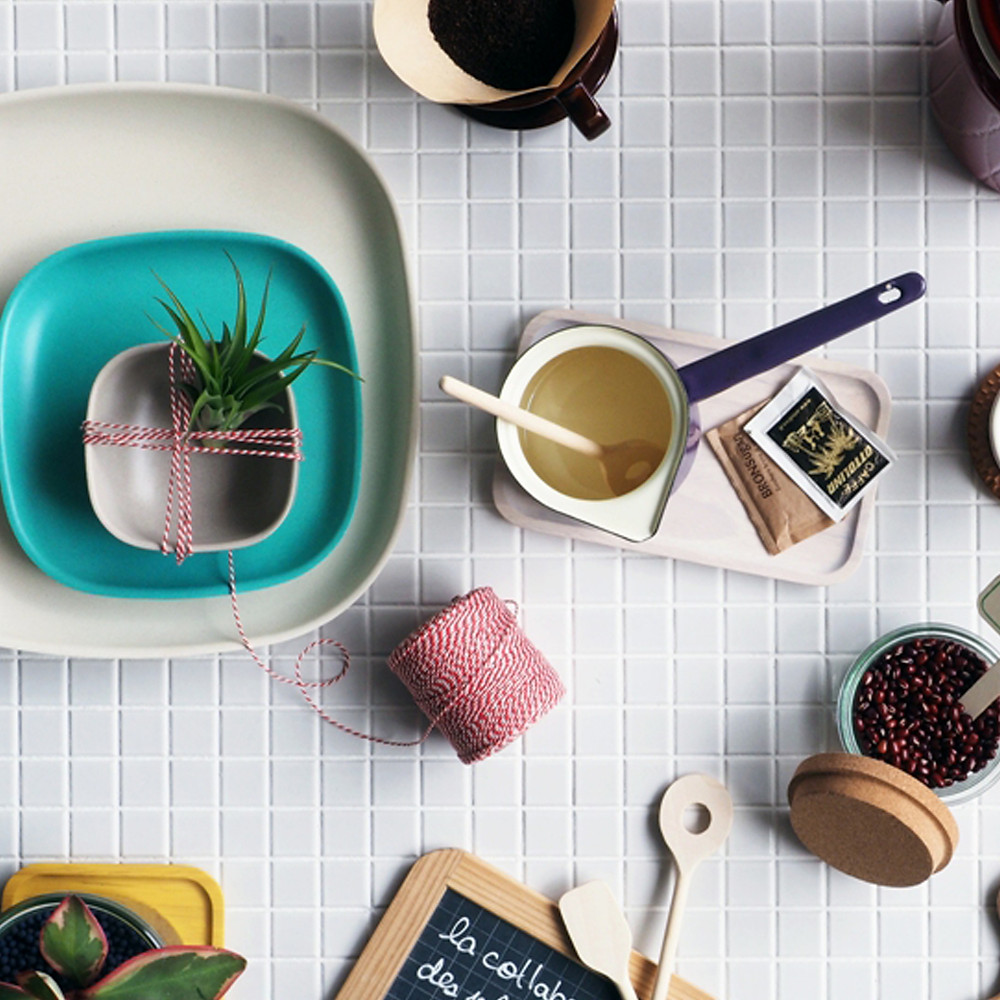 Eco-friendly product | EKOBO combining an eco-friendly lifestyle with the beauty of living.