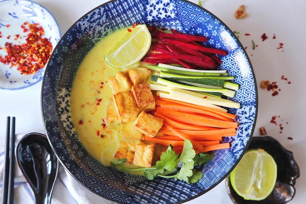 Vegan Creamy Coconut soup