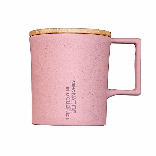 Water Drop Mug Pink