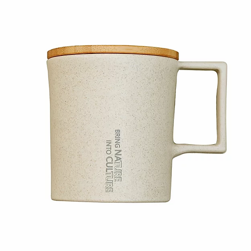 Water Drop Mug Beige