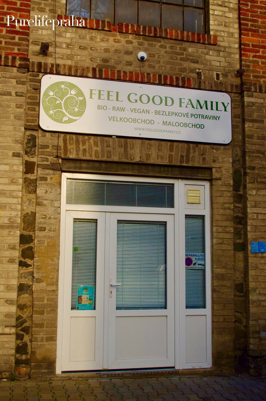 Vegan product | Feel good family offers Vegan, Bio, Raw products