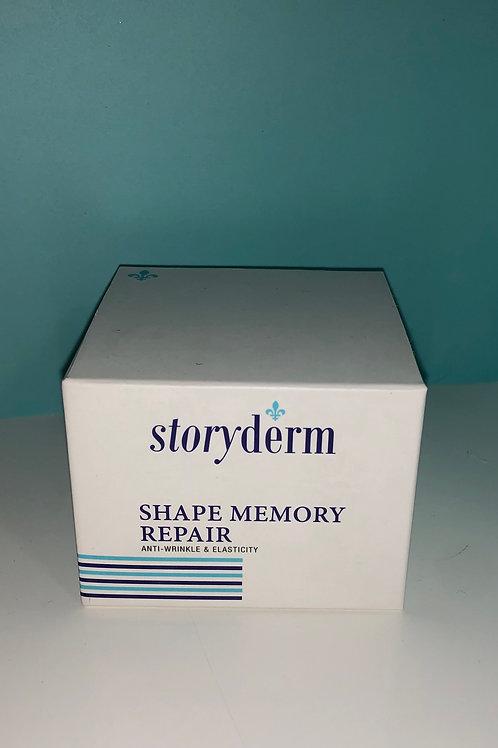 Storyderm shape memory repair