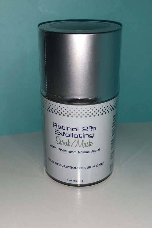 Retional 2% exfoliating scrub