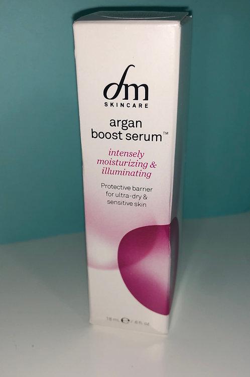 argan boost serum