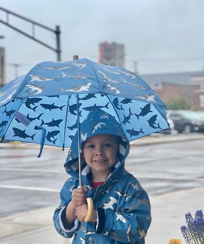 Shark Umbrella (Color changing)