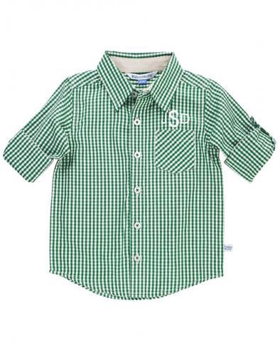 Pine Button Up