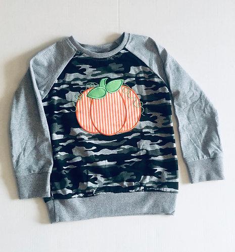 Fall Camo sweatshirt