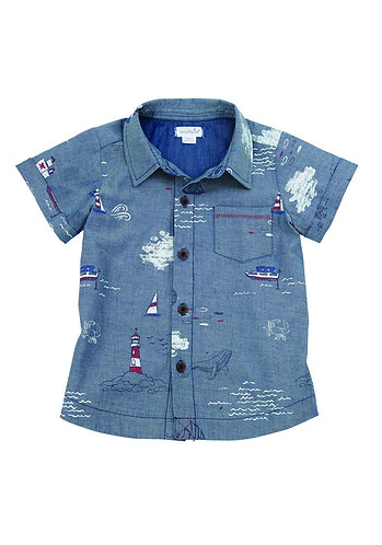 Sailaway Button up