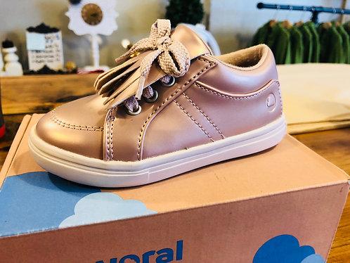 Pink Shimmer Shoes